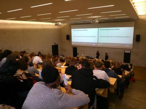 Forum Job-Info 2019 : 138 conférences pour plus de 1000 élèves