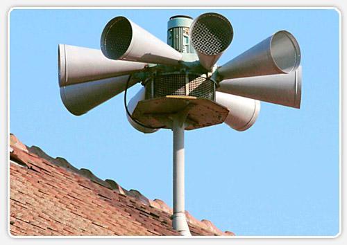 Les sirènes de la Protection civile retentiront ce mercredi 6 février 2019