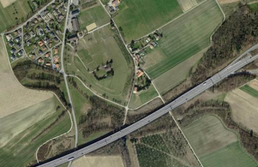 Nouvelle numérotation des immeubles de la commune d'Estavayer, secteur Estavayer-le-Lac, Font