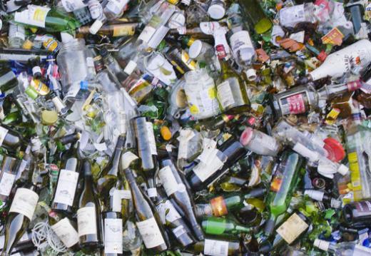 Légère baisse des déchets urbains collectés en 2017