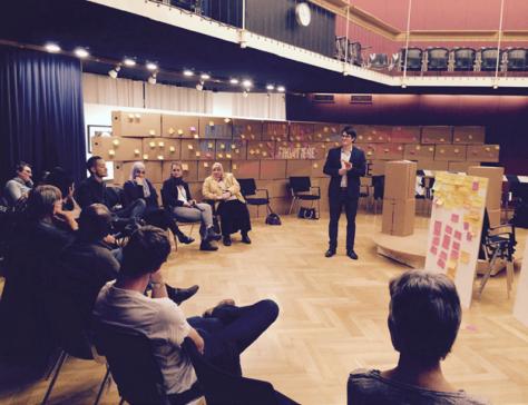 Workshop «Grenzen und Identitäten» - Woche gegen Rassismus