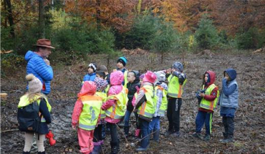 1600 arbres pour le premier projet de financement de Carbon Fri