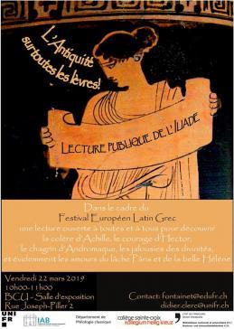 Festival Européen Latin Grec