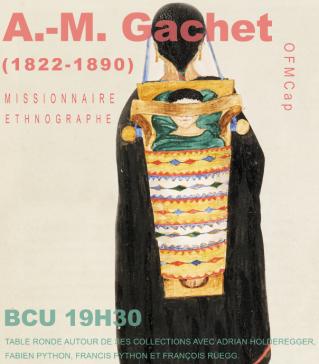 Podiumsdiskussion: A.-M. Gachet OFMCap (1822-1890), Missionar und Ethnograf
