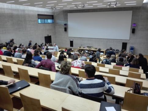 180 professionnel-le-s de l'action sociale du canton réunis pour parler de pensions alimentaires