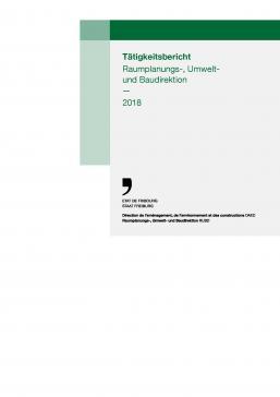 Tätigkeitsbericht RUBD 2018