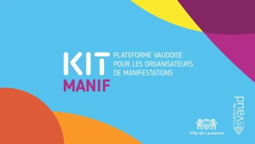 KITmanif, plateforme vaudoise pour les organisateurs de manifestations responsables