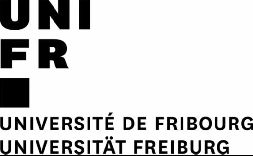 Katalog der Dissertationen, der Lizentiats- und der Masterarbeiten der Universität Freiburg