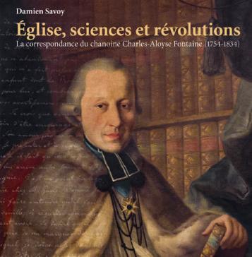 Vernissage du livre «Église, sciences et révolutions» de Damien Savoy