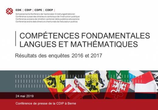Enquêtes CDIP : excellents résultats pour les élèves fribourgeois