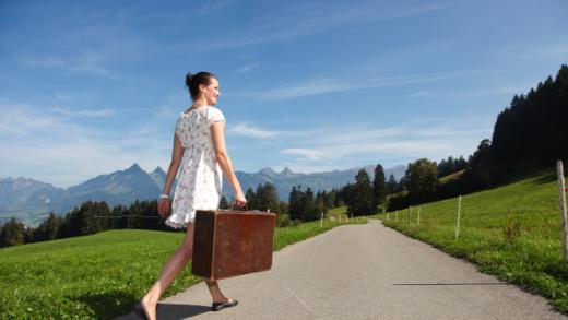Tourisme: le check-in, simple comme un bonjour