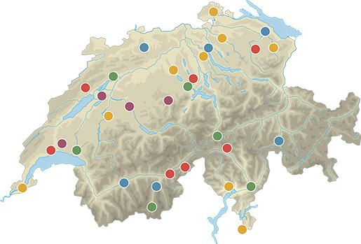 Le portefeuille d'actions durables de l'Etat de Fribourg : un des projets soutenus par l'Office fédéral du développement territorial