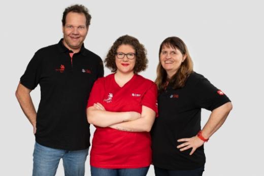 Die HfG-FR begrüsst die FaGe-Schweizermeisterin