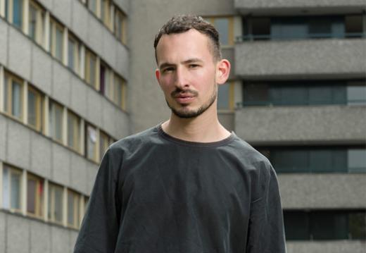 Remy Ugarte Vallejos décroche un séjour à la résidence artistique du canton de Fribourg à Berlin