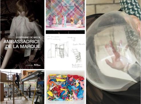 Blog der Künstlerinnen und Künstler