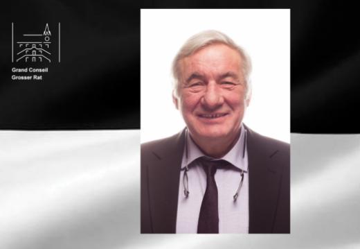 Démission du député René Kolly