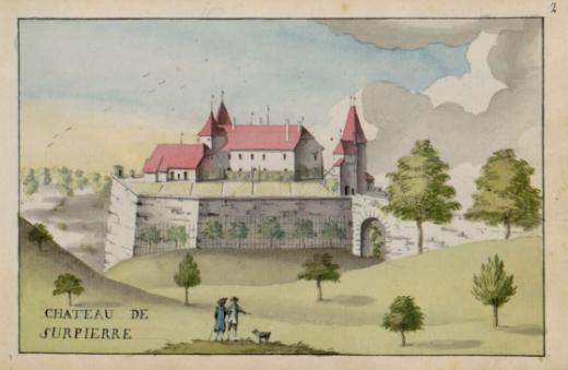 Handschriften in der Kantons- und Universitätsbibliothek