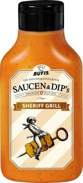 """Mise en garde publique : moutarde non déclarée dans la sauce """"Sheriff Grill"""""""