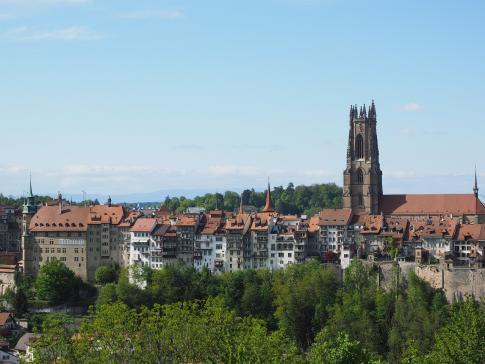Die Stadt Freiburg ist die erste Fair Trade Town des Kantons
