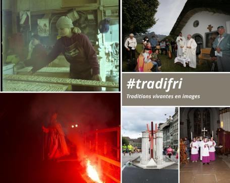 Projet Traditions vivantes en images - #tradifri
