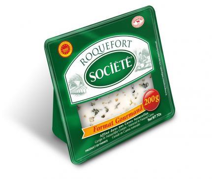 Mise en garde publique : salmonelles décelées dans le roquefort AOP de la marque « SOCIÉTÉ »