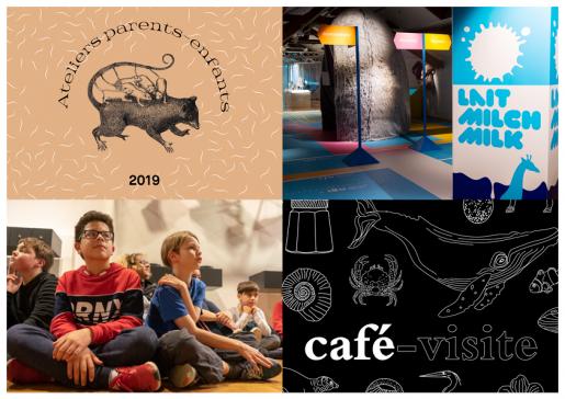 """Der Veranstaltungszyklus rund um die Ausstellung """"Milch - Mütterliches Elixier"""" ist eröffnet!"""