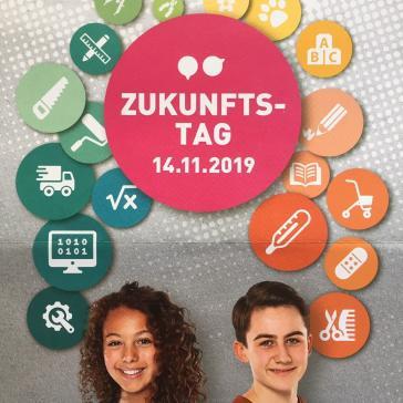 Zukunftstag am Donnerstag 14. November 2019