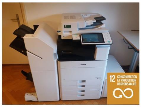 Weniger Ausdrucke, tiefere Kosten und ein verbesserter ökologischer Fussabdruck: Dies sind einige der zahlreichen Vorteile der neuen Multifunktionsdrucker beim Staat Freiburg