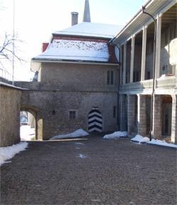 Bureau de l'état civil à Châtel-St-Denis