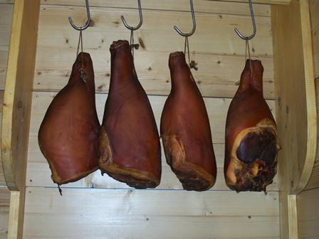 Räucherfleisch