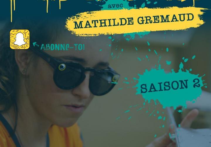 Pars en stage avec Mathilde Gremaud