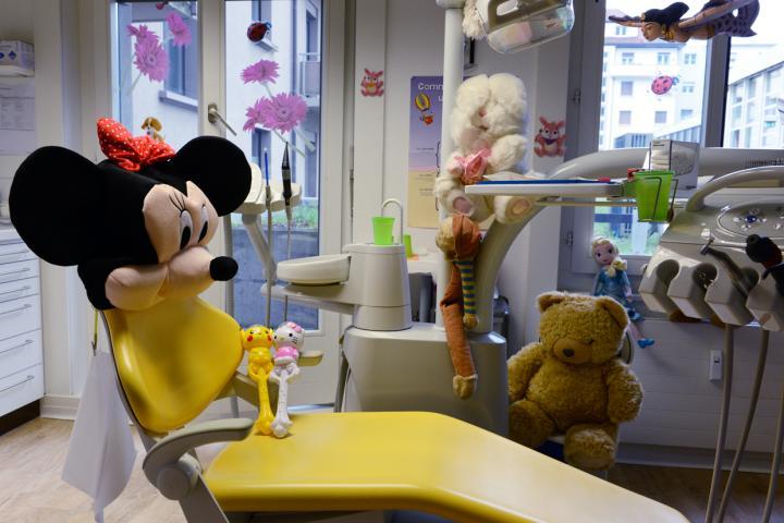 Service dentaire scolaire - Schulzahnpflegedienst