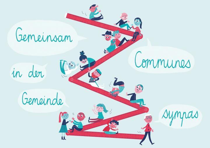 Gemeinsam in der Gemeinde - Communes sympas