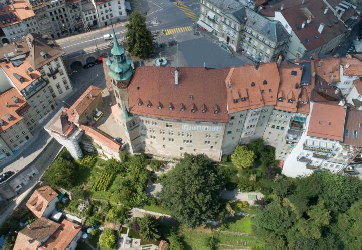 Hôtel cantonal