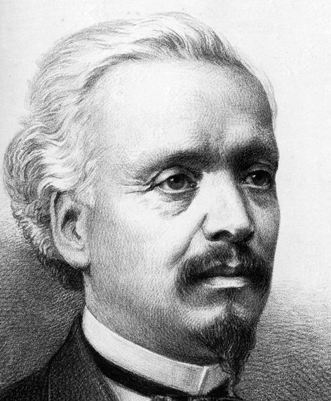 Louis Weck, dit «Weck-Reynold», Conseiller d'Etat/Staatsrat, (1823–1880)