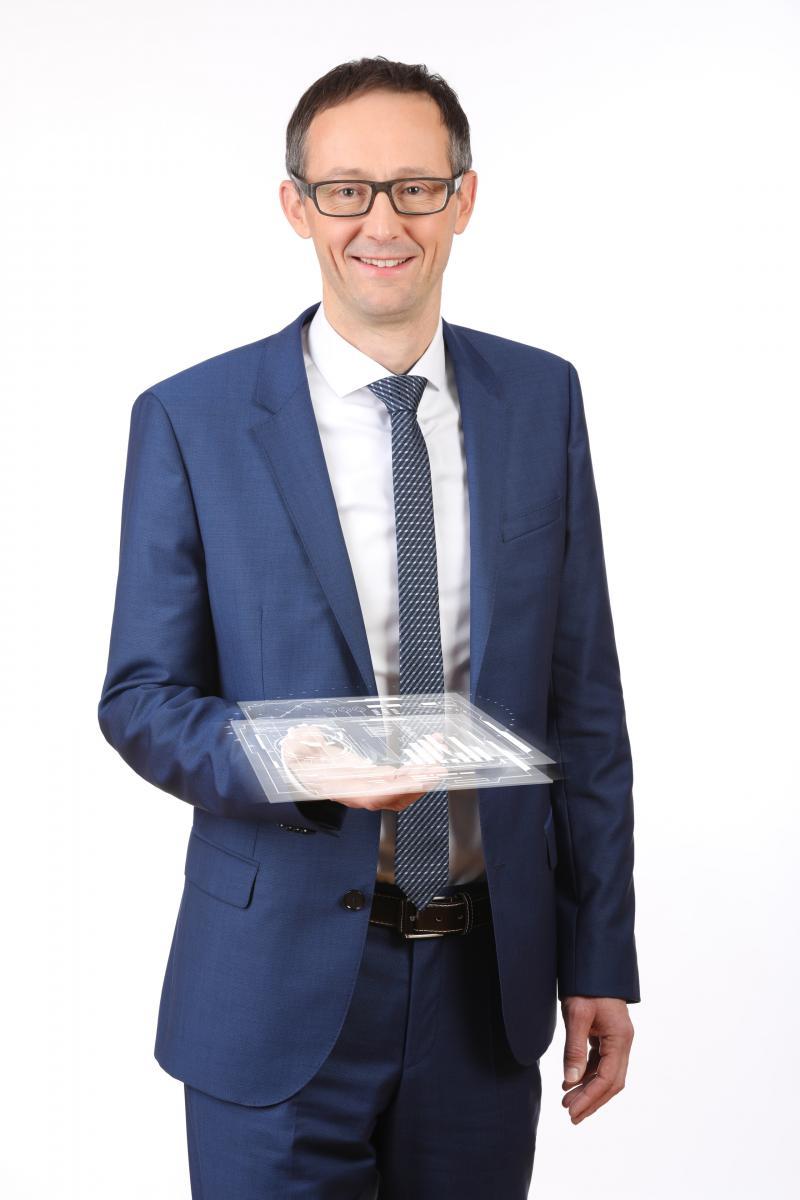 Olivier Curty, conseiller d'Etat - Staatsrat
