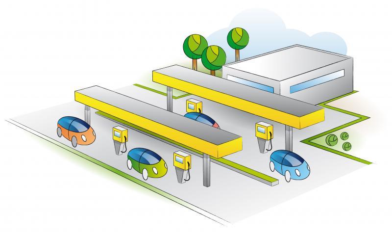 Eaux usées de la branche automobile et des entreprises assimilées