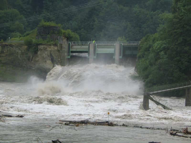 Hochwasserprognose