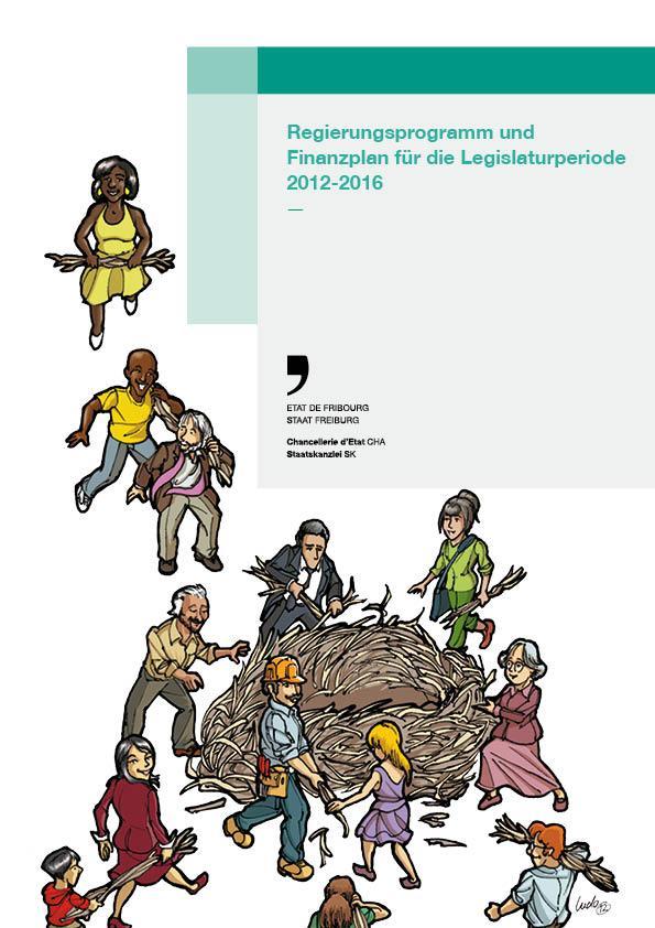 Regierungsprogramm und Finanzplan 2012-2016