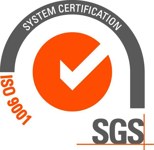 Logo de la société SGS