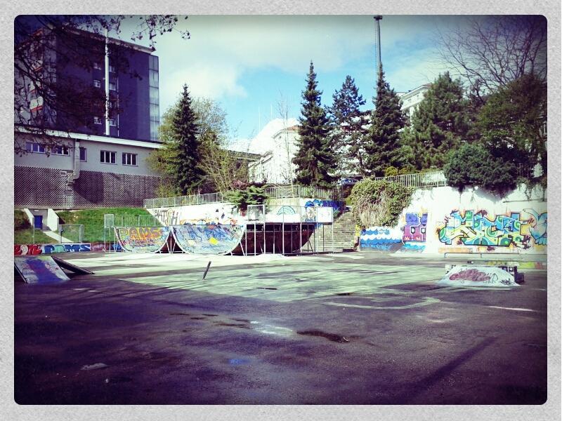 Skatepark Beauregard