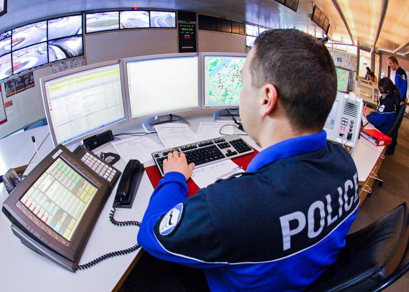 Police cantonale Fribourg - Centre d'engagement et d'alarmes (CEA)