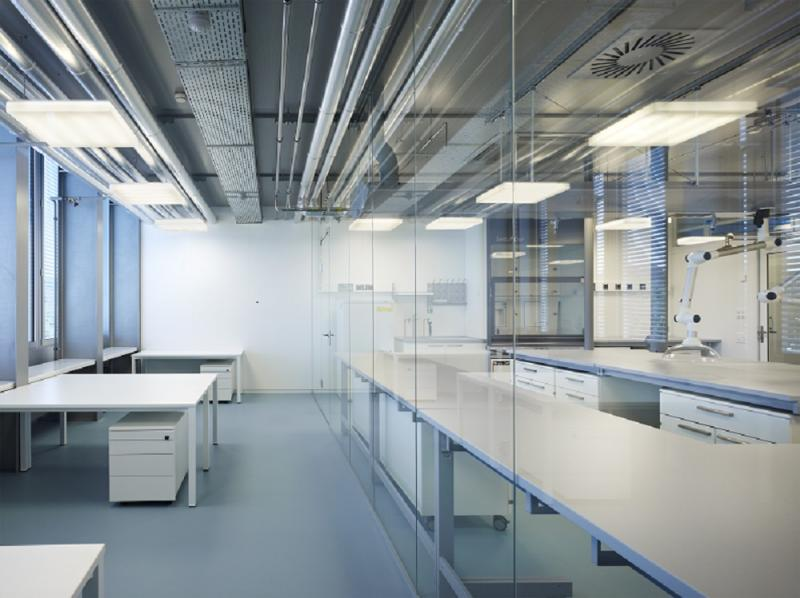 Laboratoires du SAAV