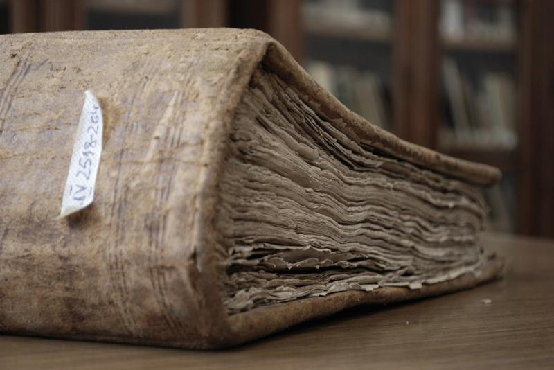 Gros registres ancien