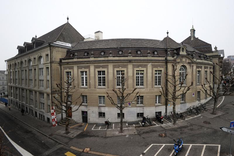 Bâtiment de la Bibliothèque cantonale et universitaire de Fribourg