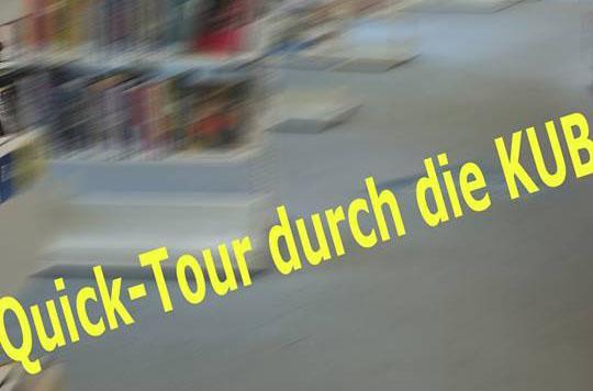 Schulungen, Kantons- und Universitätsbibliothek Freiburg