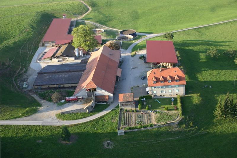 Schulbauernhof von Sorens