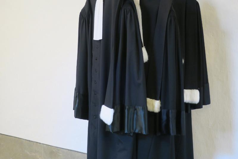Robes avocats