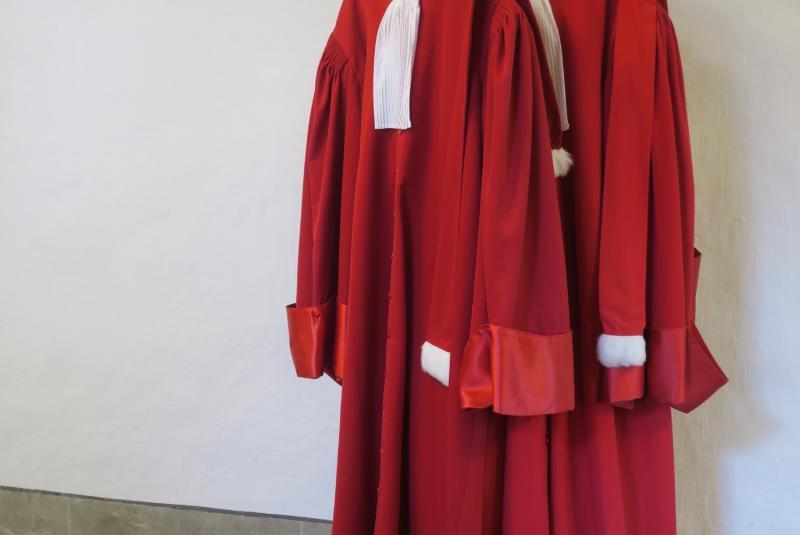 Robes juges