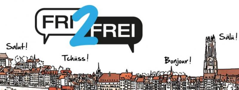 Logo de la Journée du bilinguisme